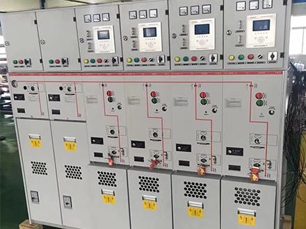 高压成套环网柜解决方案