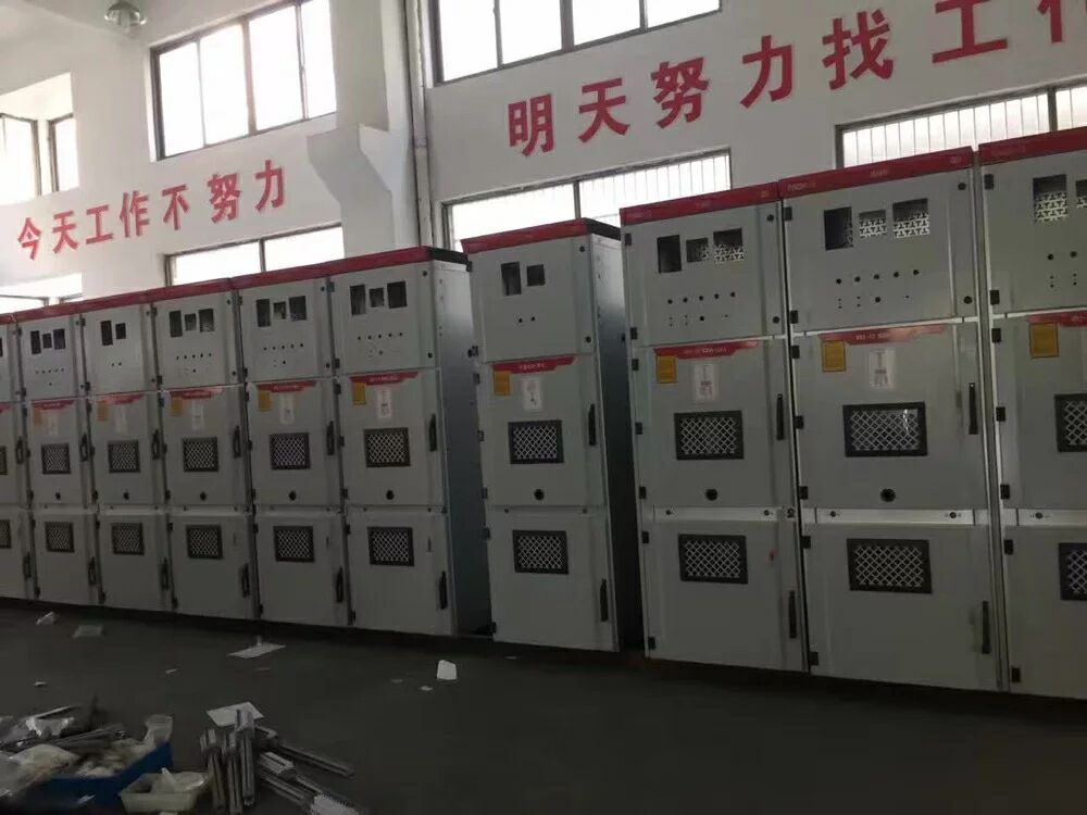 高压成套中置柜解决方案