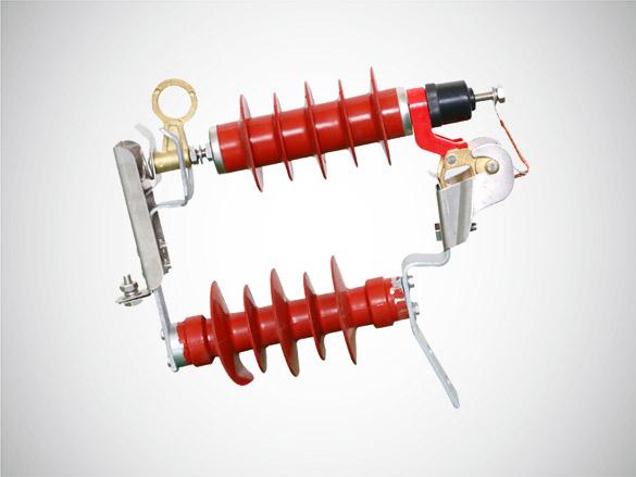 HY5WS17/50TL-10KV带脱离器支架高压避雷器