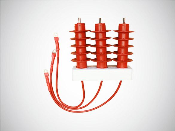 HY5WS-17/50(10KV)无间隙带电缆避雷器